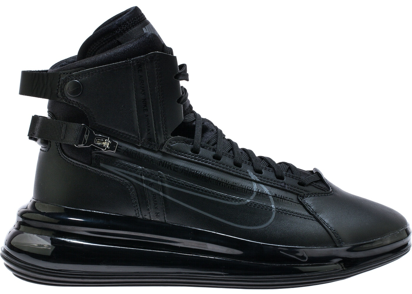 buy online 996ac 93e36 Air Max 720 Saturn Black Dark Grey