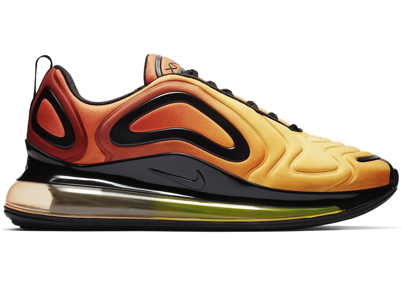 air max 720 sunset