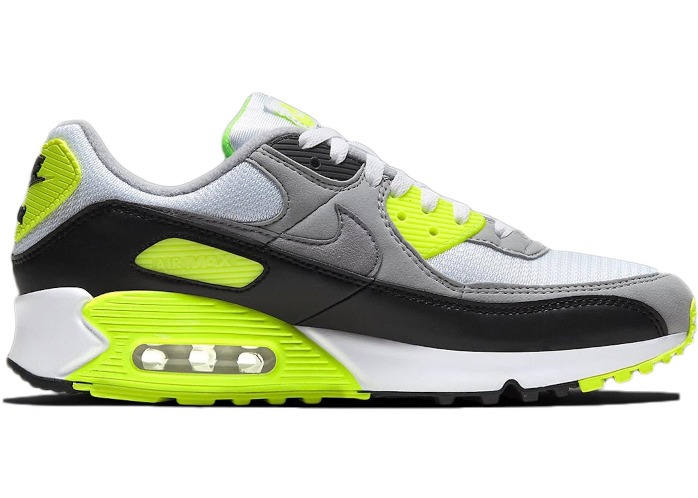 Nike Air Max 90 Og Volt 2020 Cd0881 103