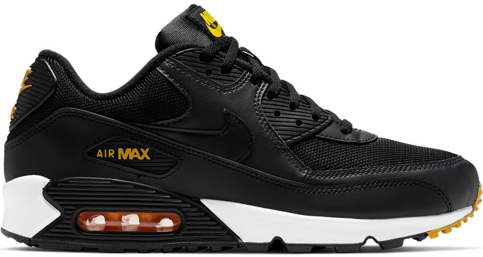 Pre-Owned Nike Air Max 90 Black