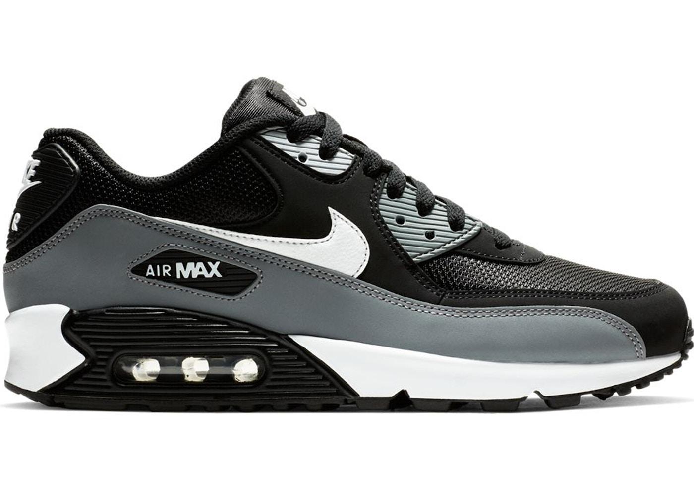 Air Max 90 Black Cool Grey White