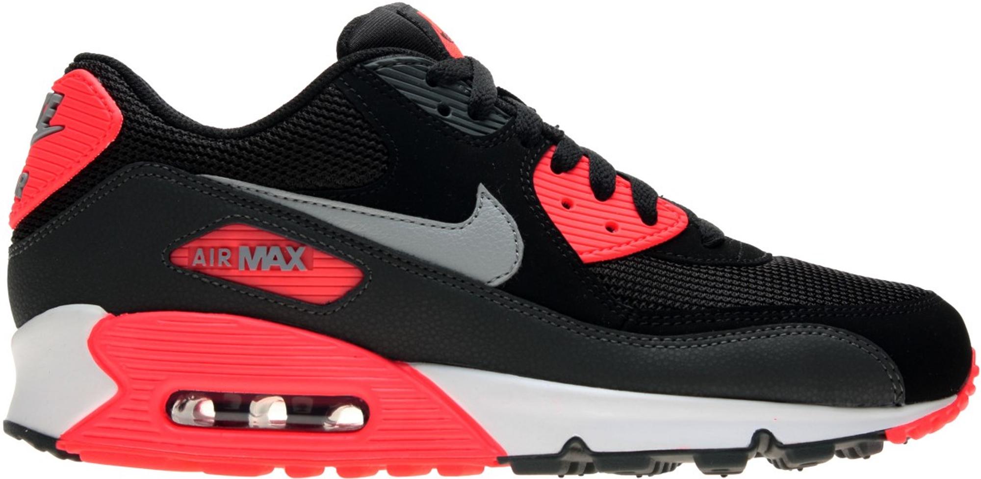 Nike Air Max 90 Black Infrared (2013
