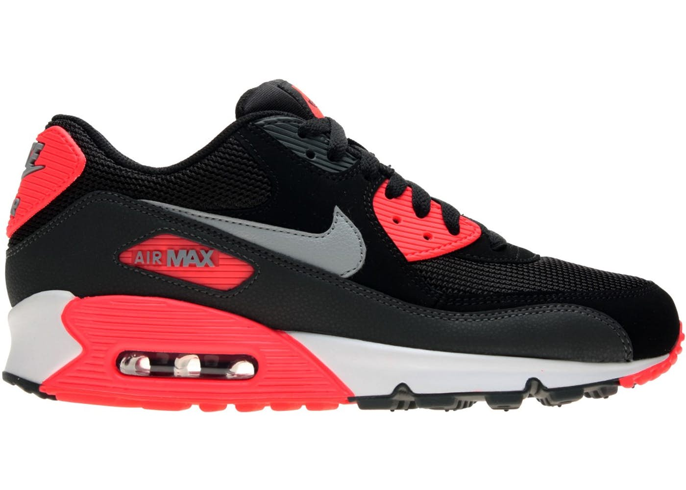 nike air max 90 atomic red size 9