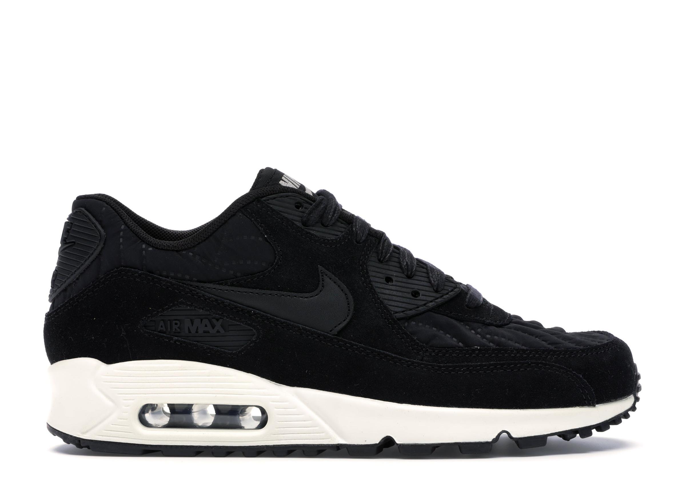 Nike Air Max 90 Black Ivory (W