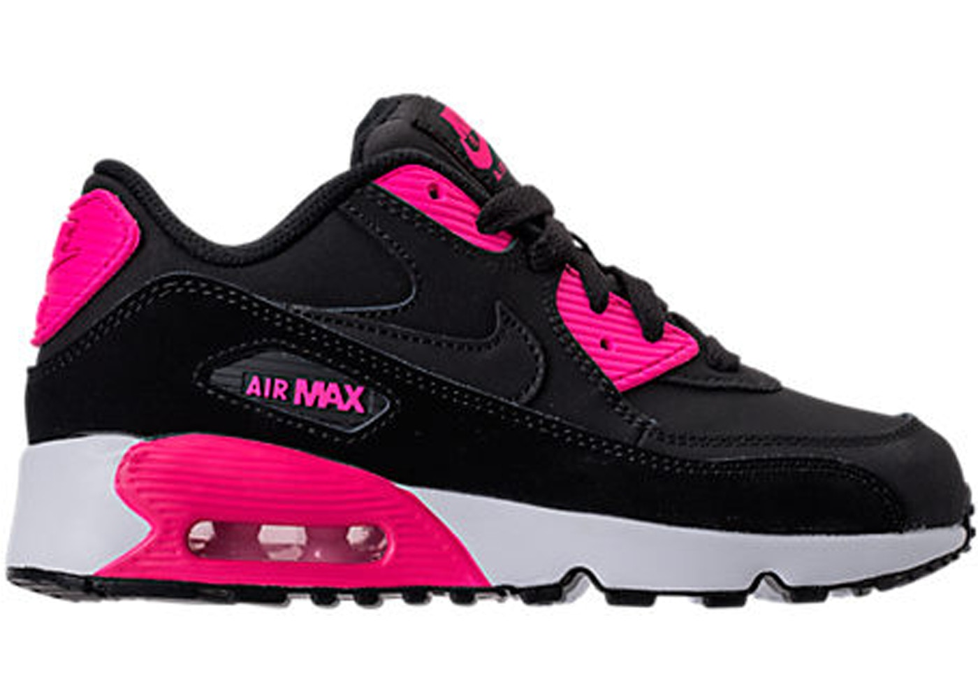 b6259689 Sell. or Ask. Size: 2.5. View All Bids. Air Max 90 Black Prism Pink ...