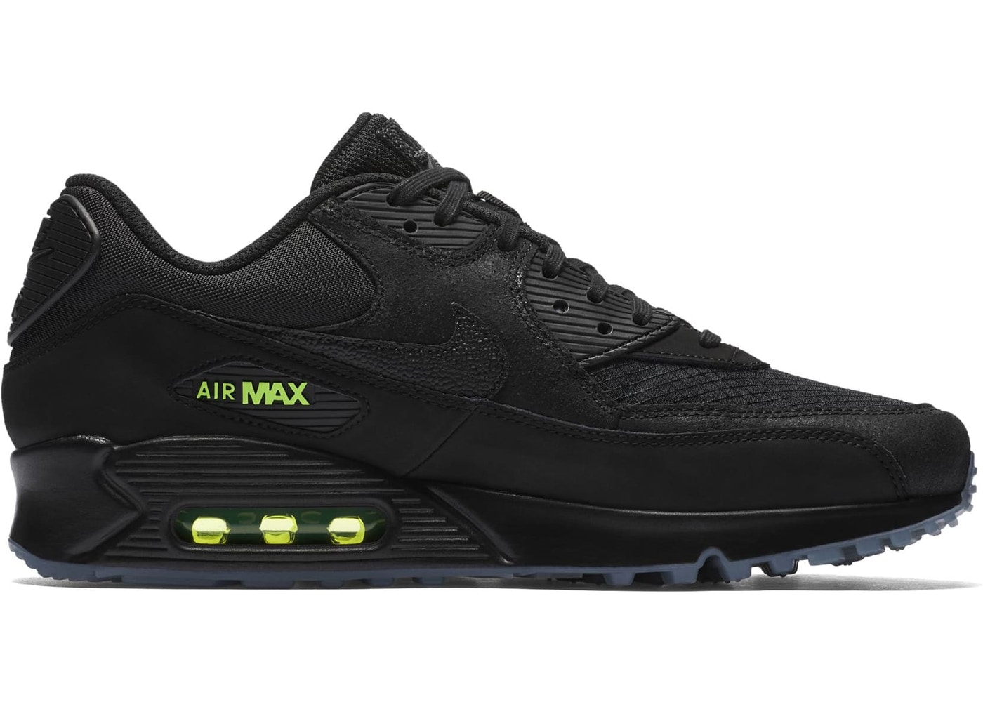 new product 4cf1d dcb11 Air Max 90 Black Volt