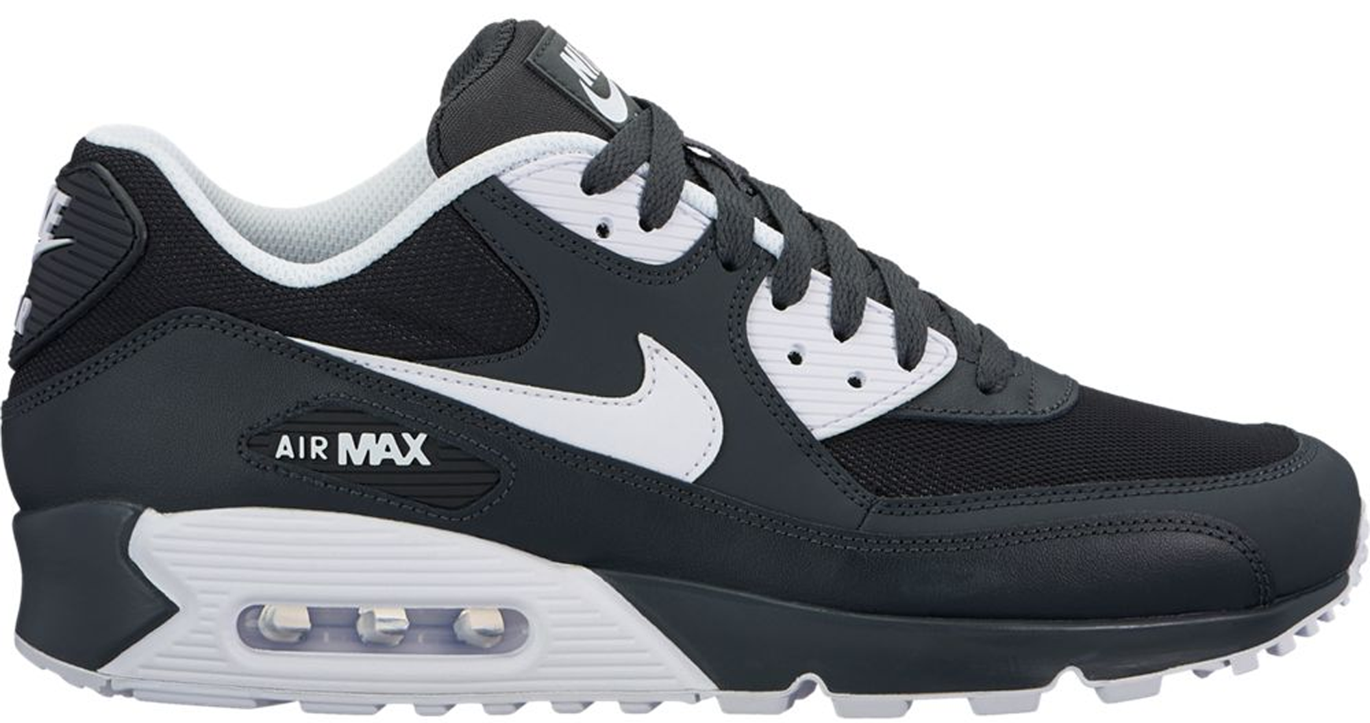 Nike Air Max 90 Black White (2018