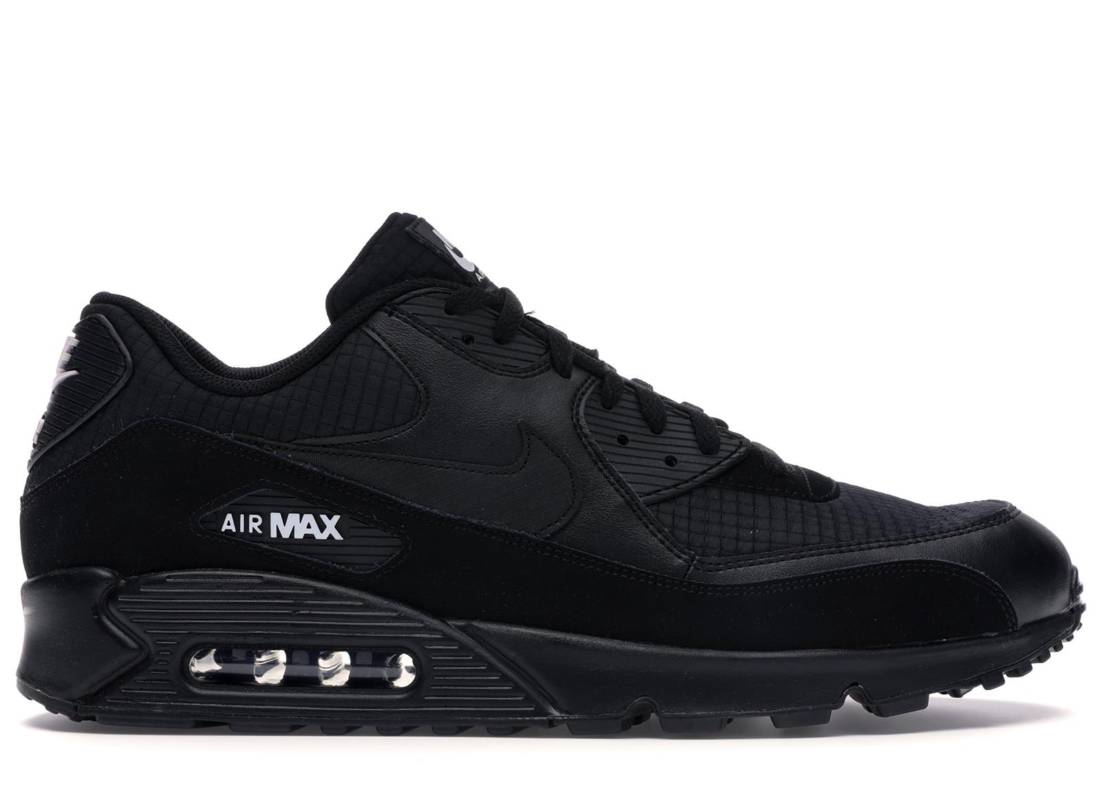 Nike Air Max 90 Black White (2019
