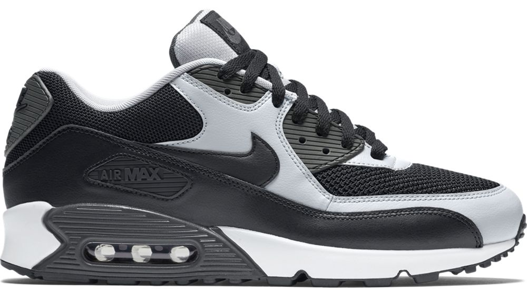 Air Max 90 Black Wolf Grey