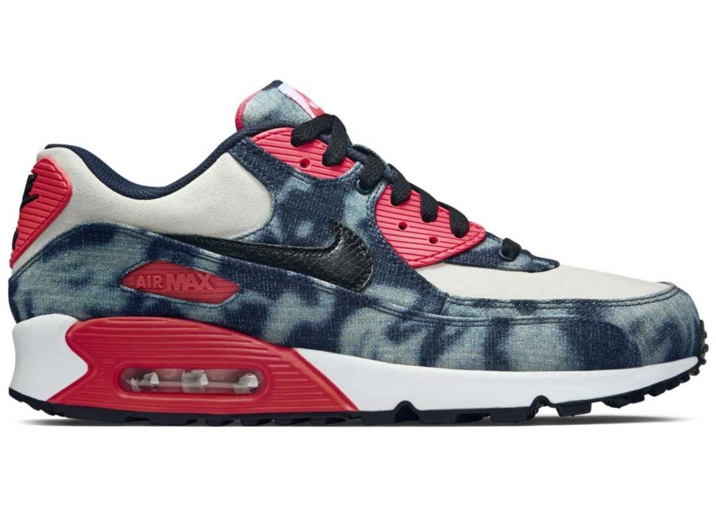 buy online ba439 5c5fd Air Max 90 Washed Denim