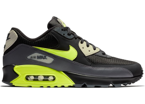 Nike Air Max 90 (td) Baby Toddlers Shoes Black dark Gre