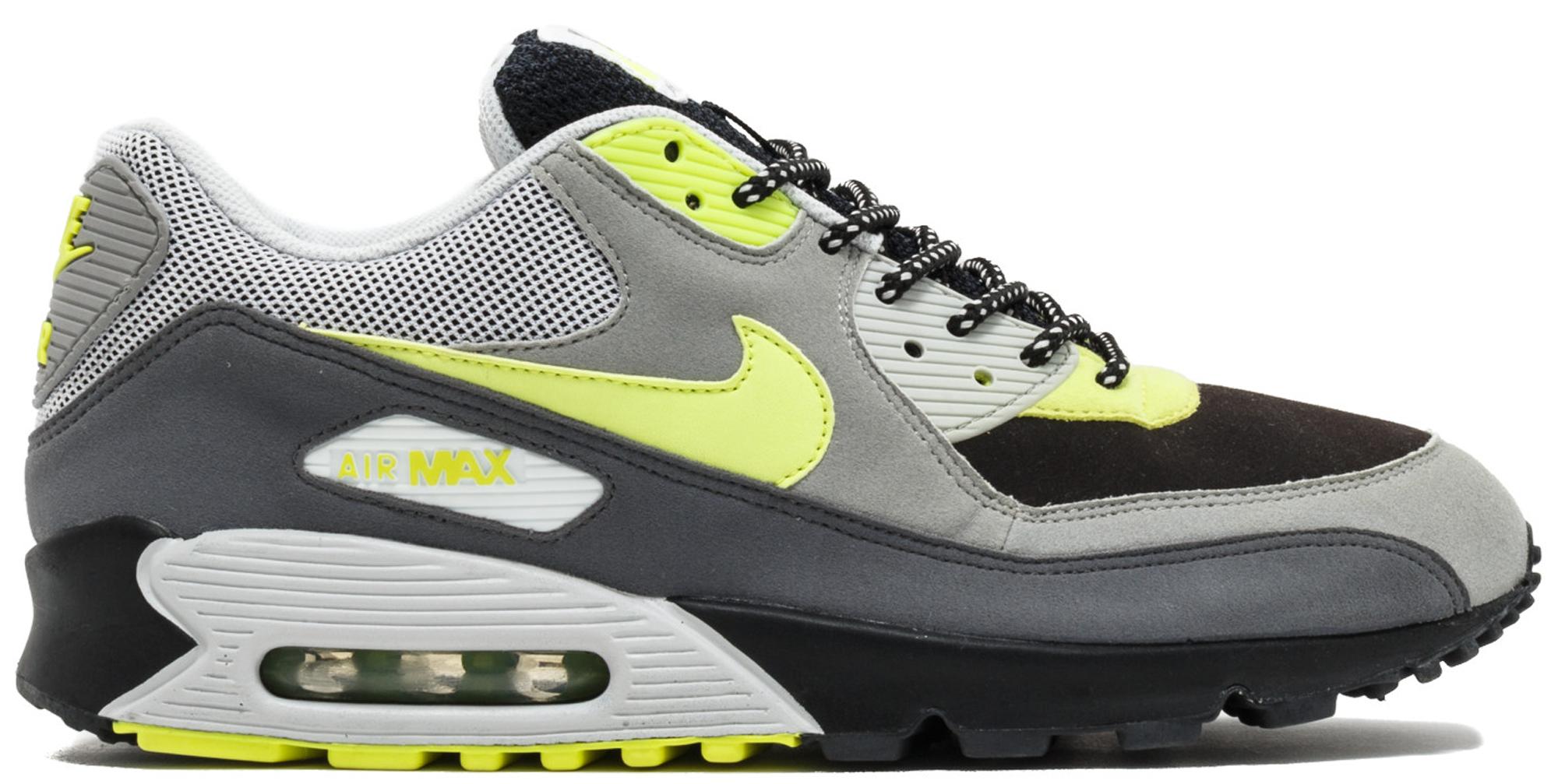Nike Air Max 90 Dave White Neon Pack