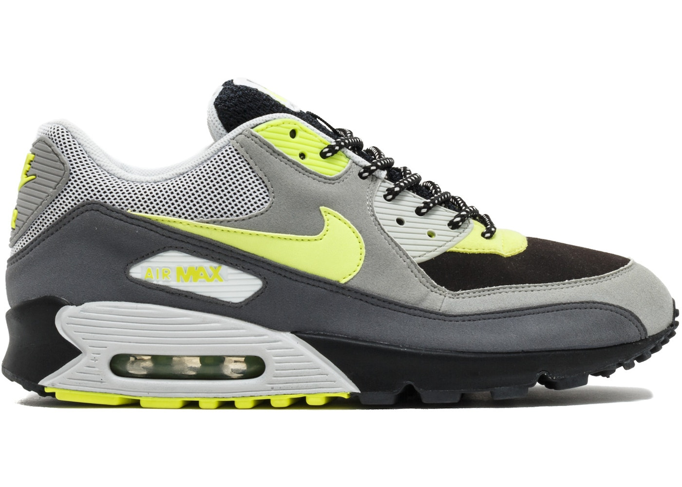 cheap for discount ed03f 13a10 Air Max 90 Dave White Neon Pack - 309299-014