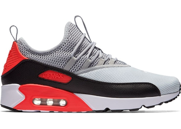 release date ac51e e8435 Air Max 90 EZ Wolf Grey Bright Crimson