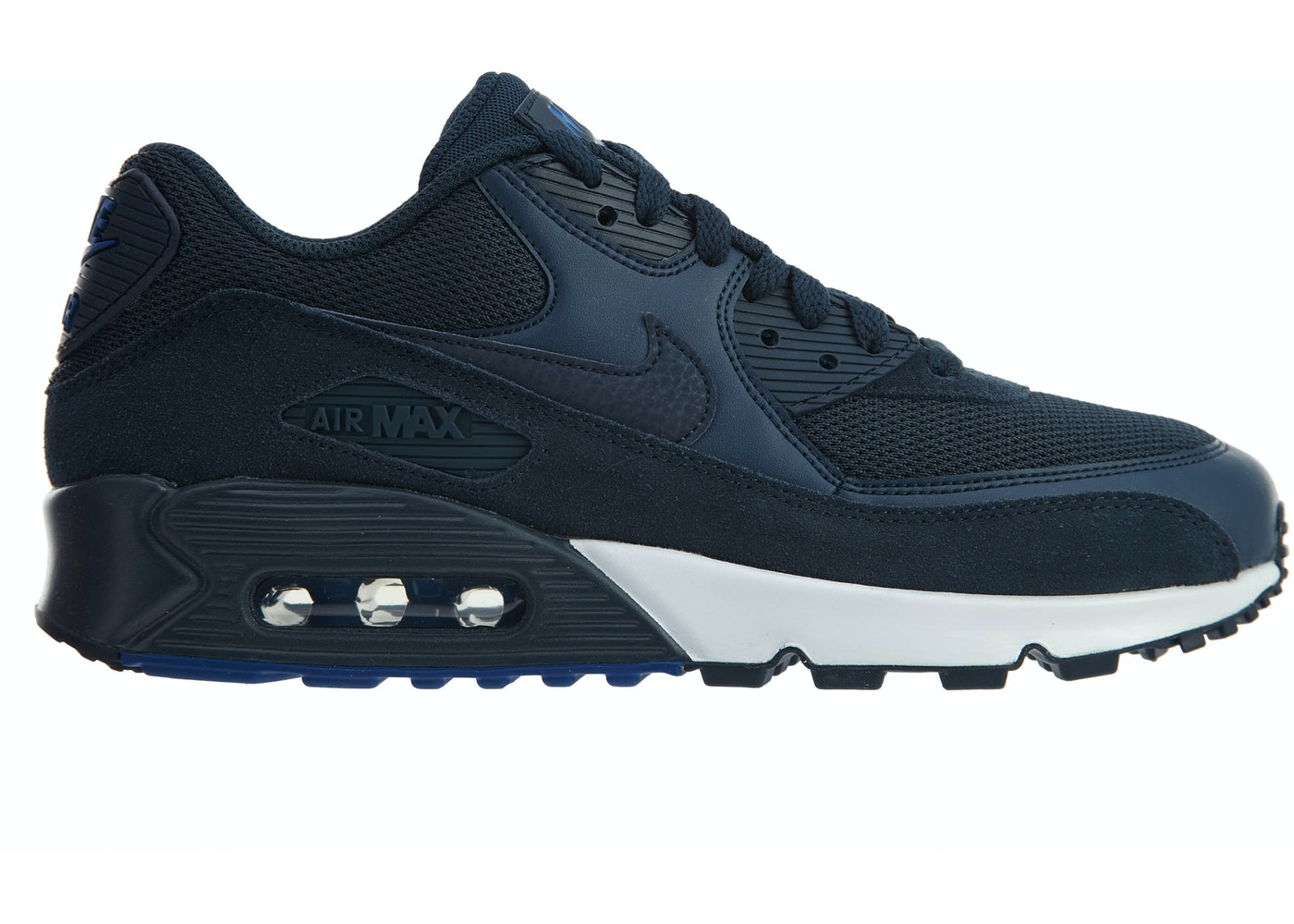 new product ac942 586f8 Sell. or Ask. Size  7.5. View All Bids. Nike Air Max 90 Essential Armory  Navy Armory Navy