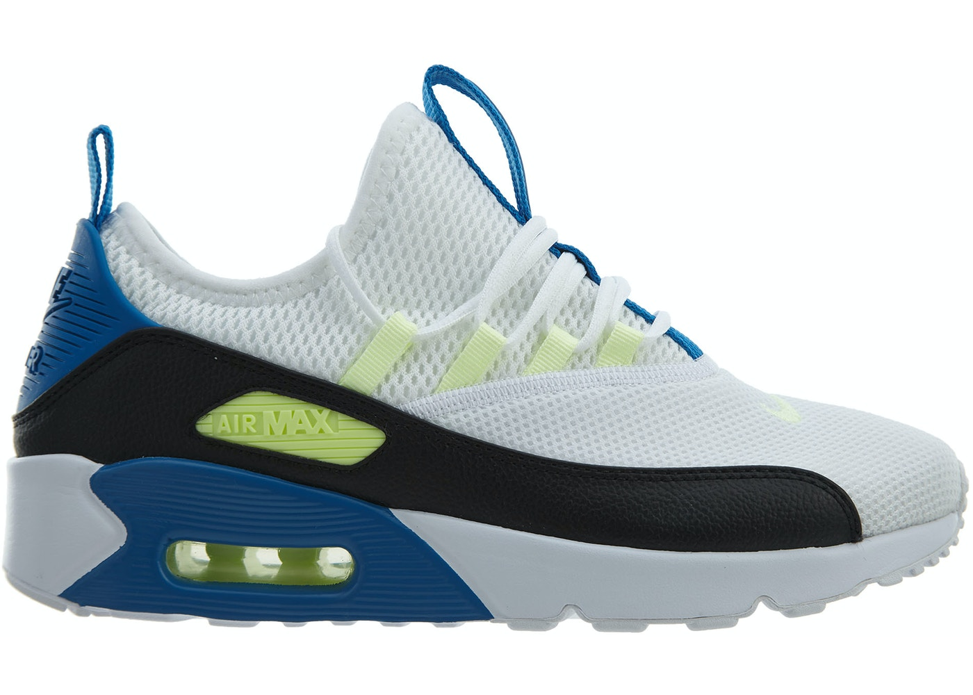 9ba02b00216 Air Max 90 Ez White Black-Blue Nebula (W) - AO1520-102