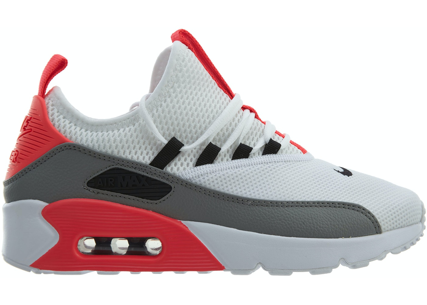 7922eab189 Sell. or Ask. Size --. View All Bids. Air Max 90 Ez White Dust-Solar Red- Black ...