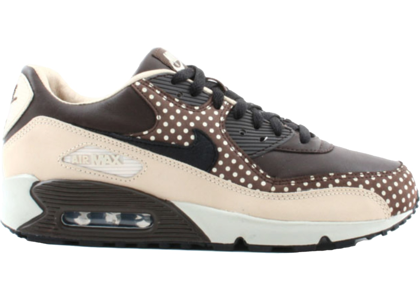san francisco 52095 3ce98 Air Max 90 Footpatrol Brown
