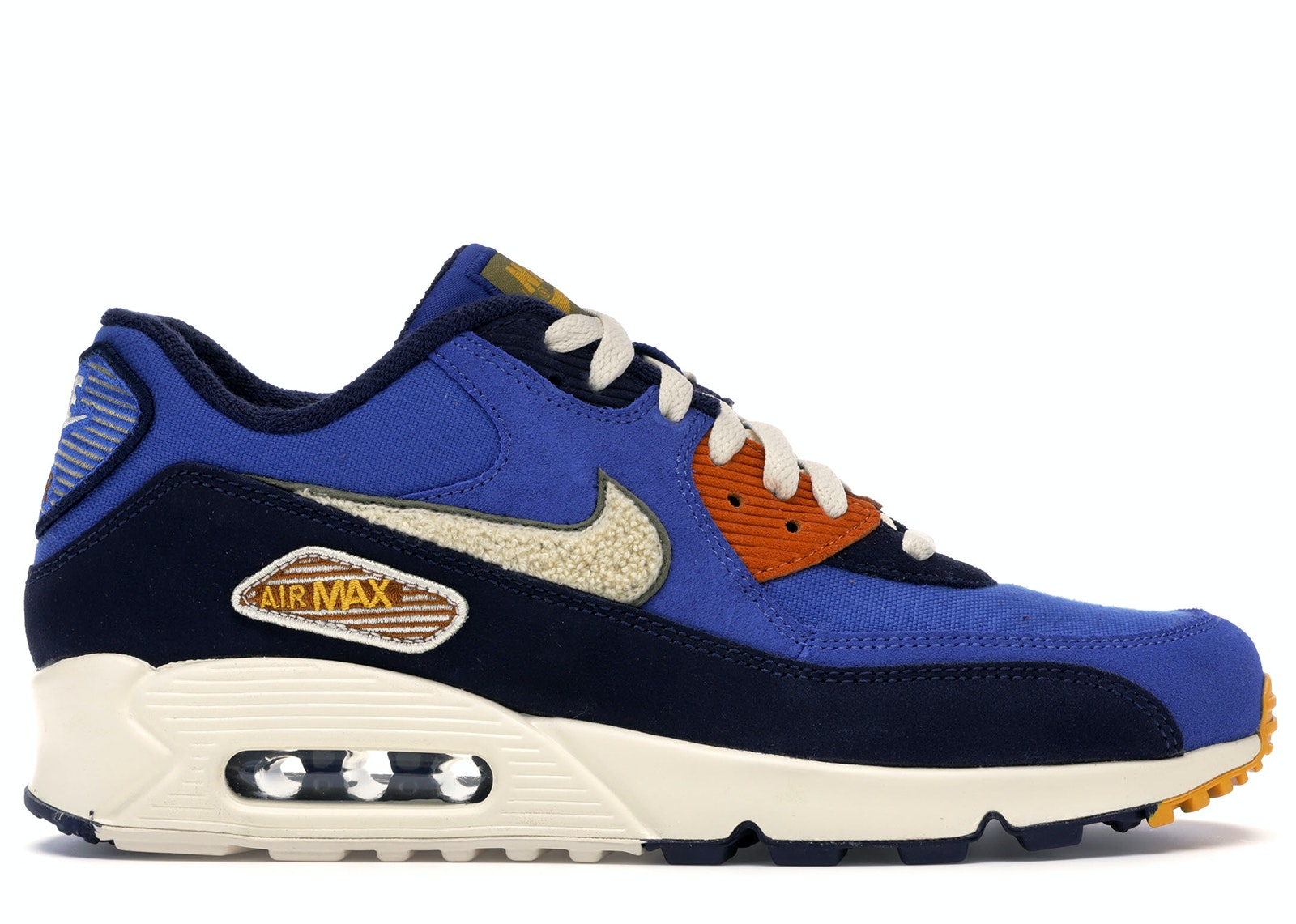Air Max 90 Game Royal Light Cream