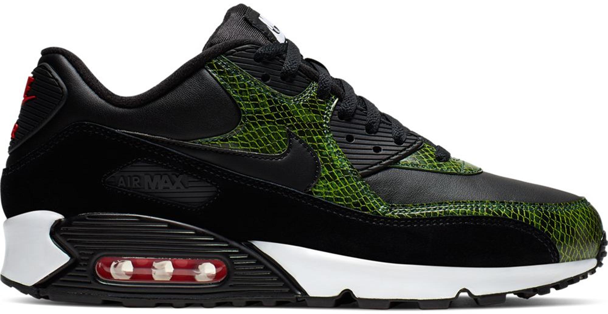 Nike Air Max 90 Green Python - CD0916-001