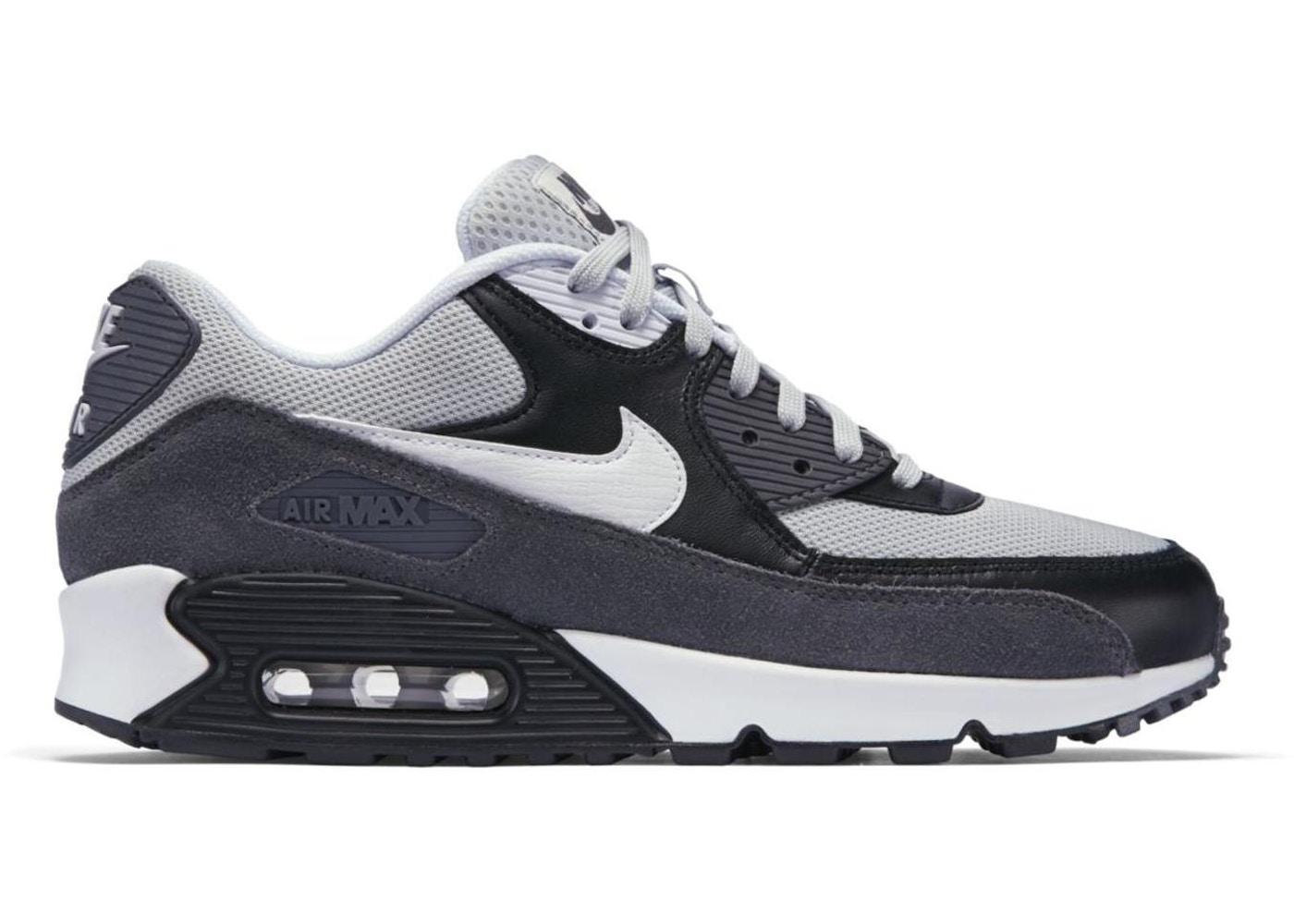 seleccione para mejor zapatos casuales descuento especial Nike Air Max 90 Grey Mist - 537384-037