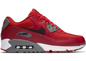 sports shoes 5d3a7 12e56 Air Max 90 Gym Red Noble Red - 537384-606