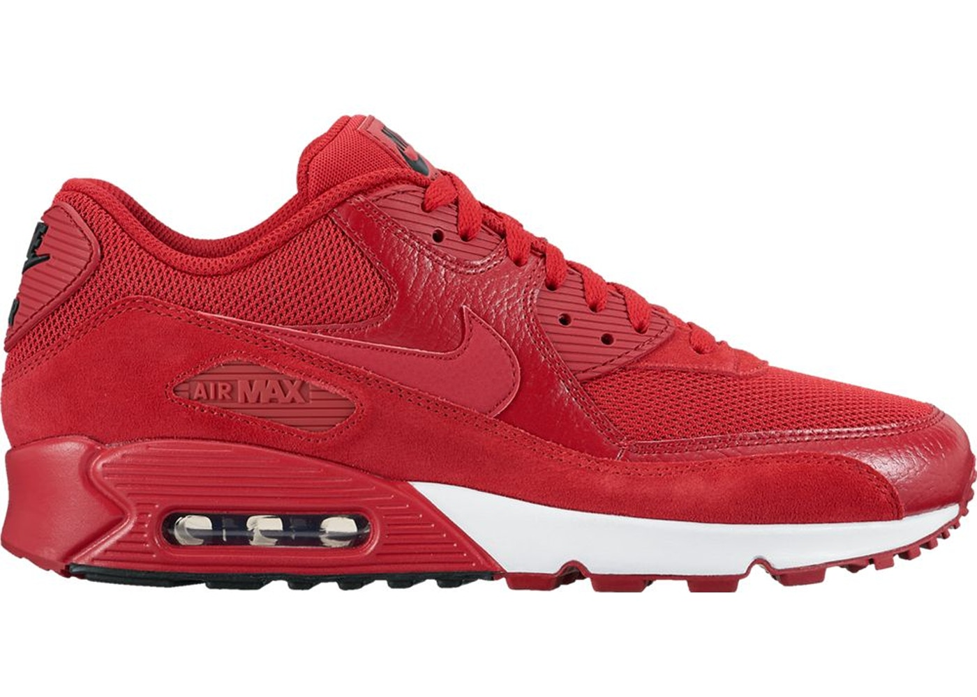 best website 1a81d bc393 Air Max 90 Gym Red White
