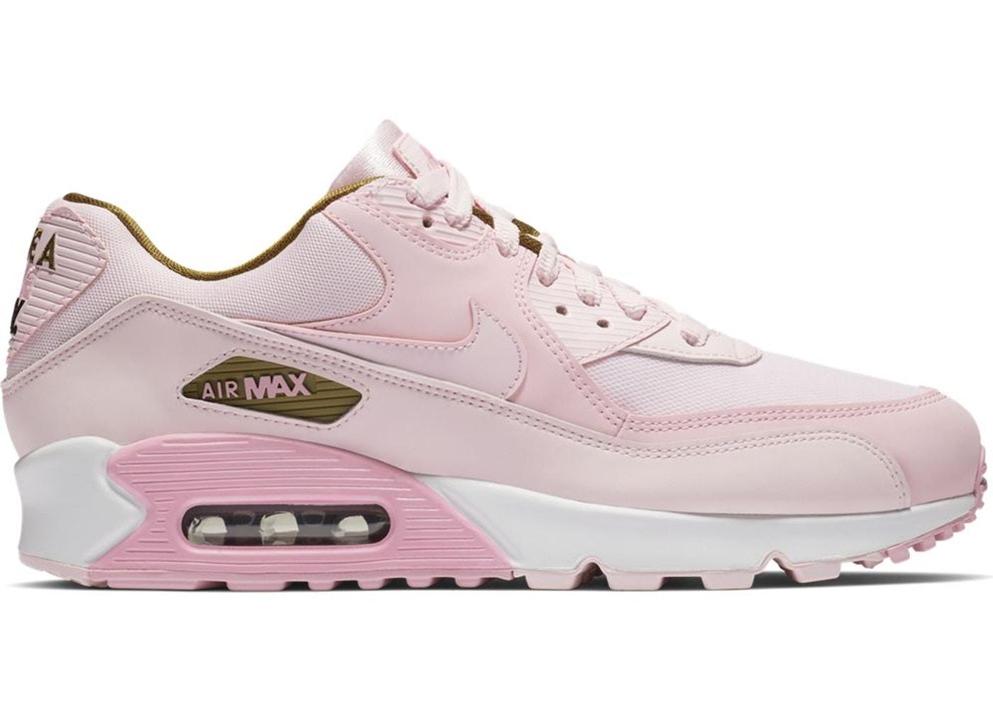 air max 90 viola biaco e rosa