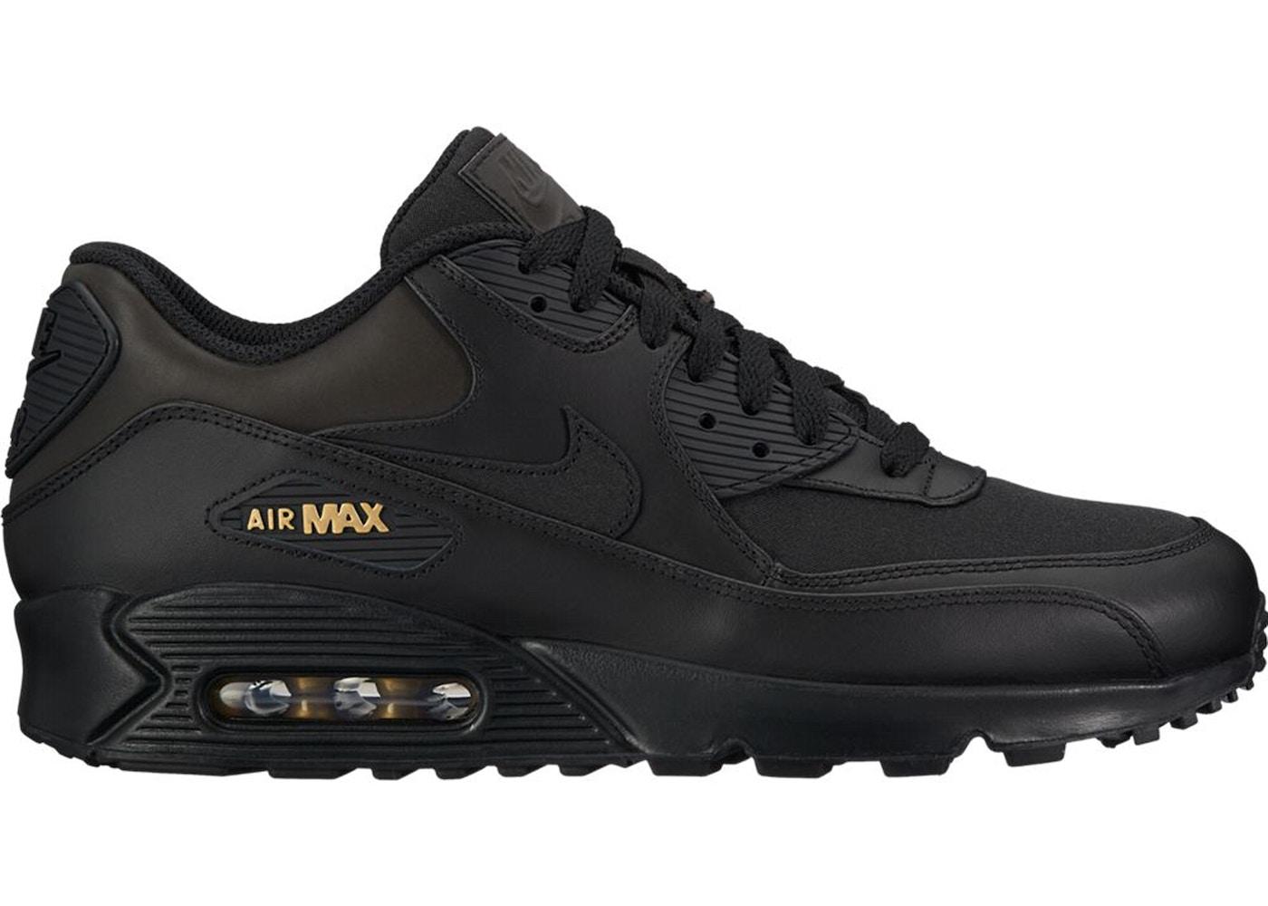 Nike Air Max 90 Black Reflective