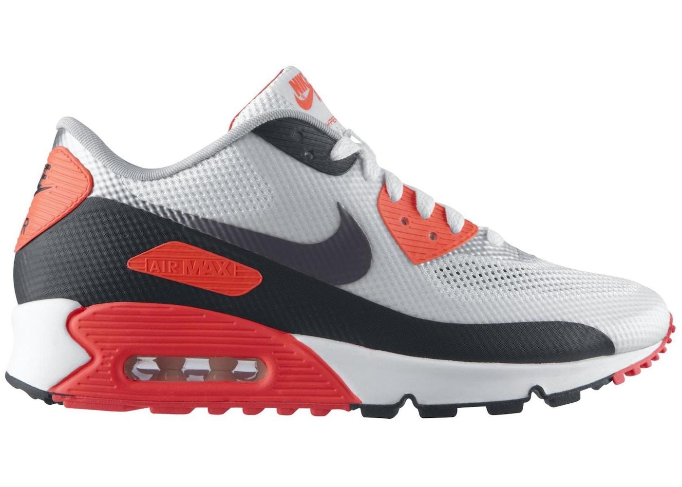 negozio presa rovinato  Nike Air Max 90 Hyperfuse Infrared - 548747-106