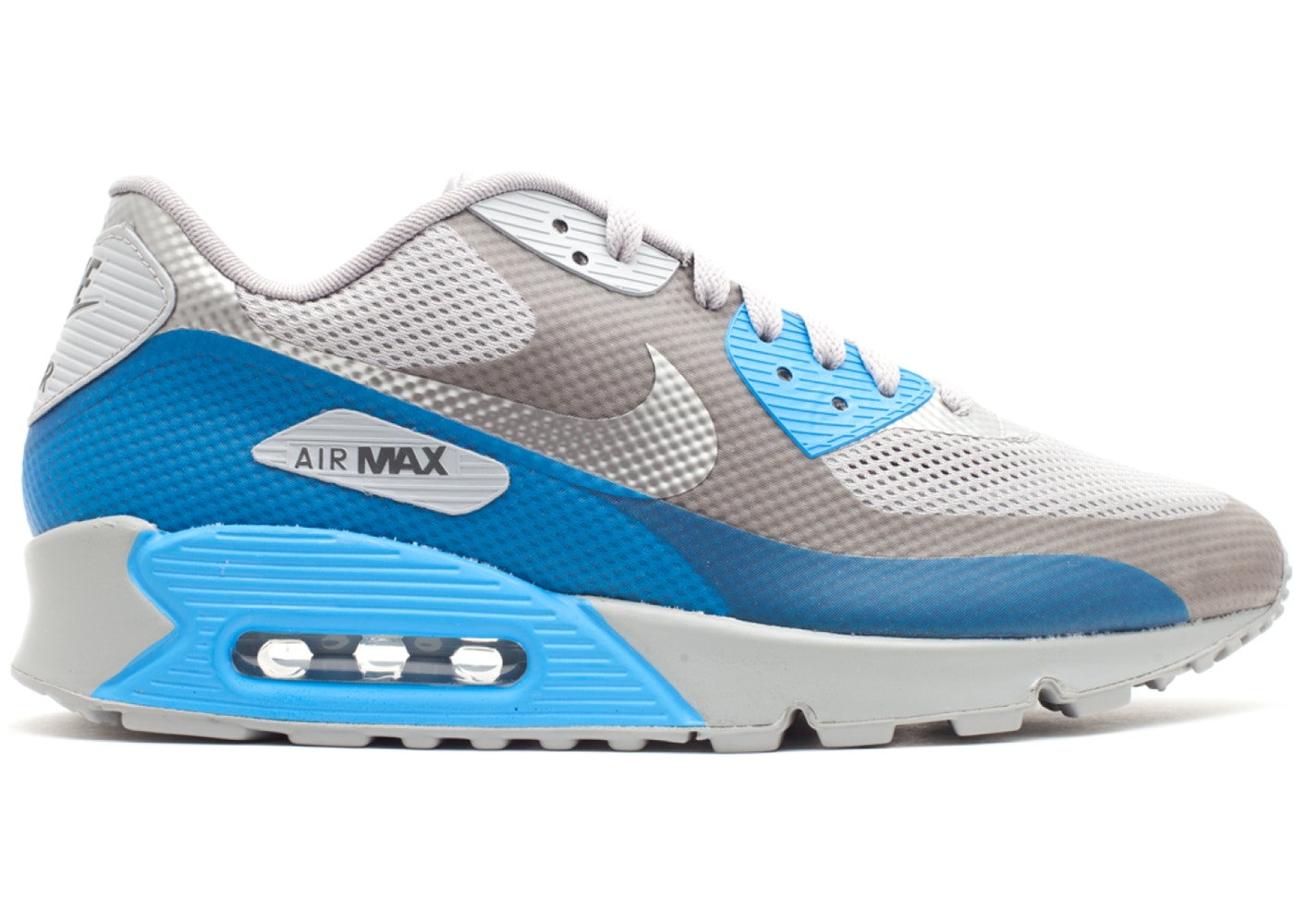 Air Max 90 Hyperfuse Midnight Fog Blue Glow