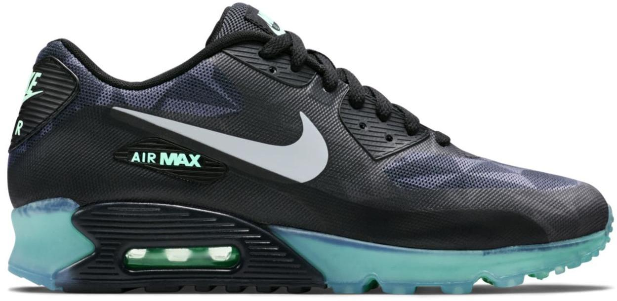 Nike Air Max 90 ICE Black Cool Grey Blue