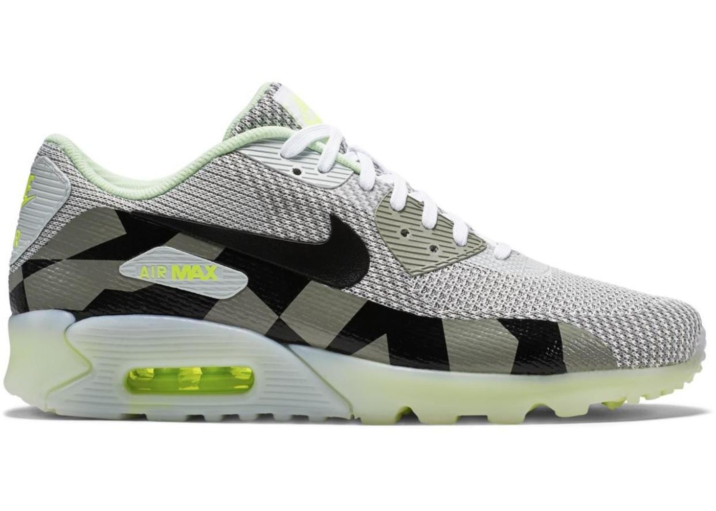 check out 7ff69 c2080 Air Max 90 Ice Jacquard - 744553-100
