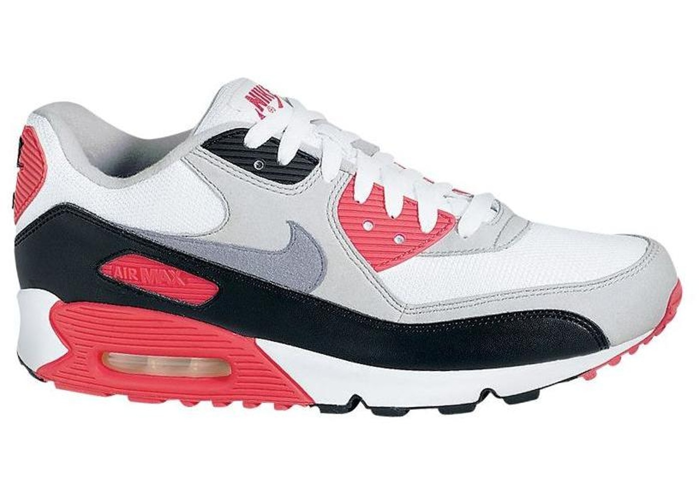 13f421c0aa71 Air Max 90 Infrared (2010) - 325018-107