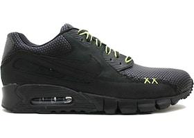best sale best selling uk availability Nike Air Max 90 Kaws Black Volt - 346114-001