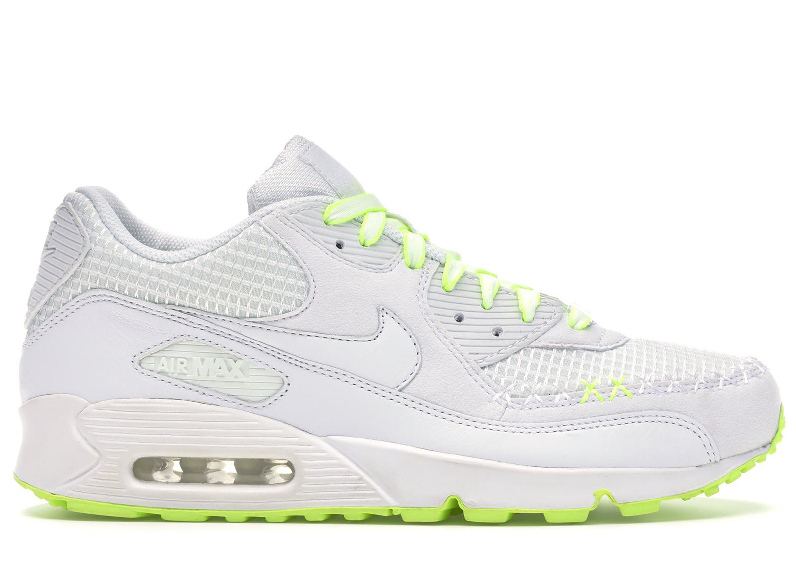 Nike Air Max 90 Kaws White Volt