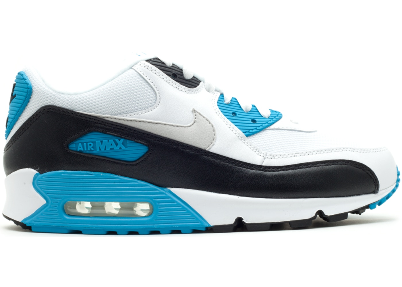 air max 90 laser blue for sale