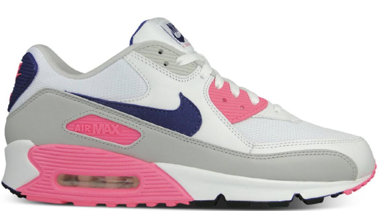 Nike Air Max 90 Laser Pink 2010 (W