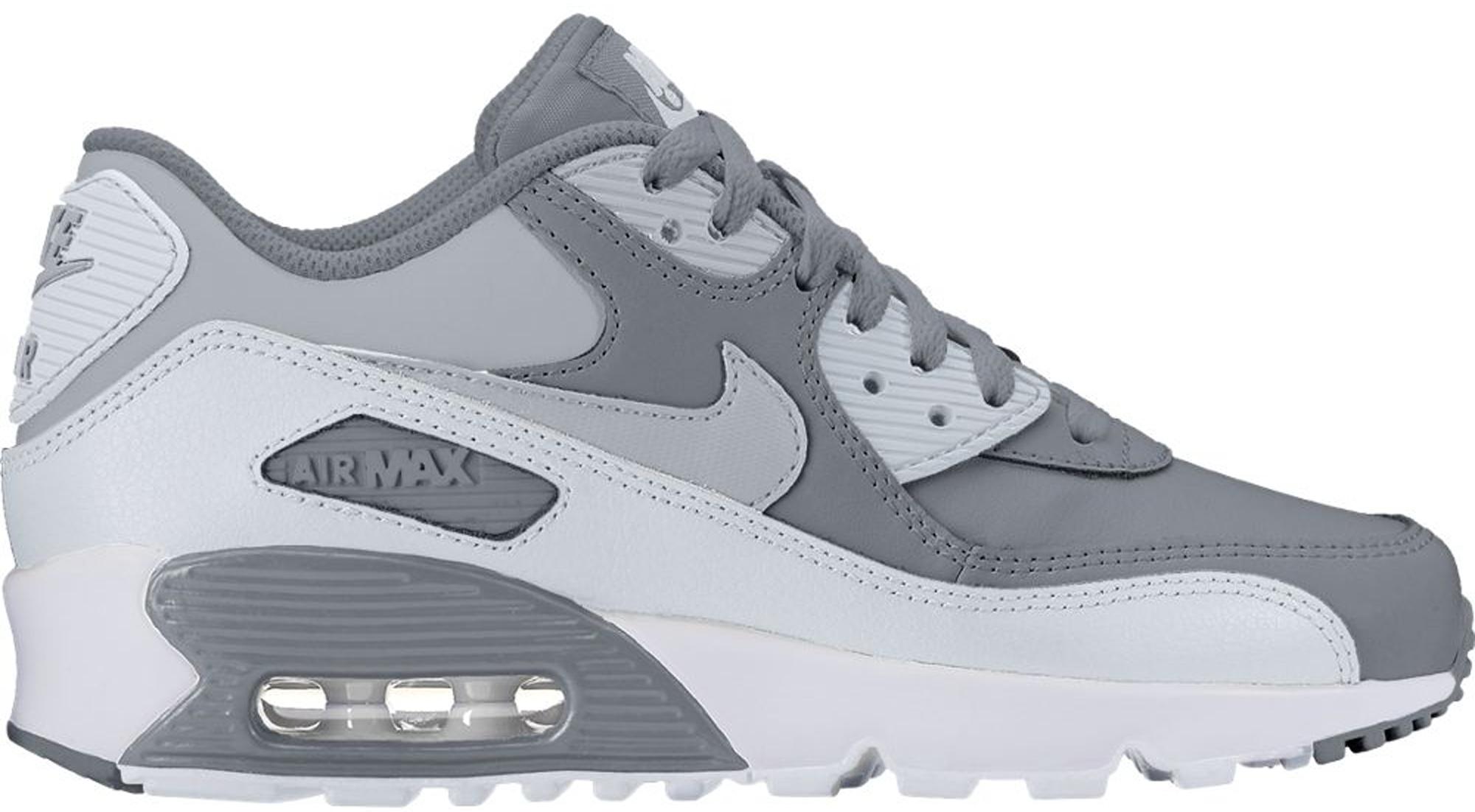 nike air max 90 cool grey