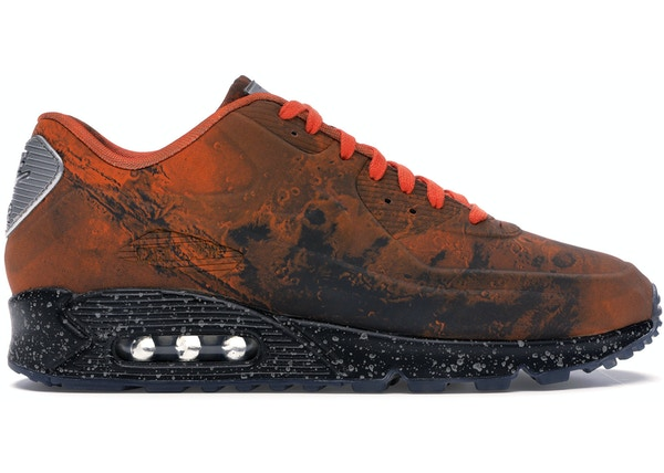 the latest 991f4 30410 Air Max 90 Mars Landing