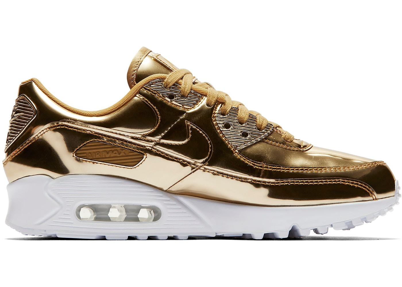 air max 90 metallic