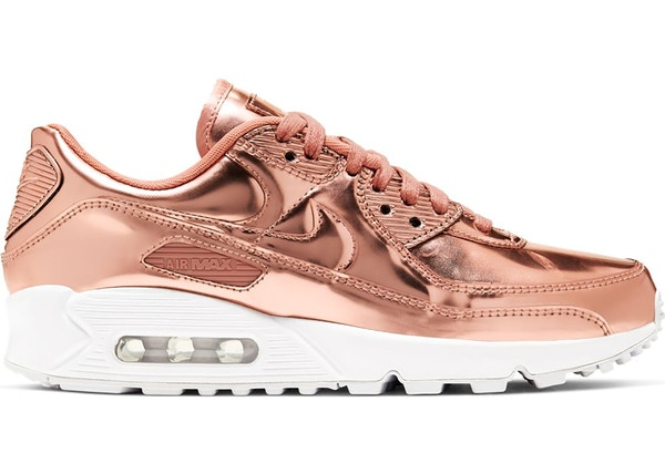 air max 90 donna rose gold