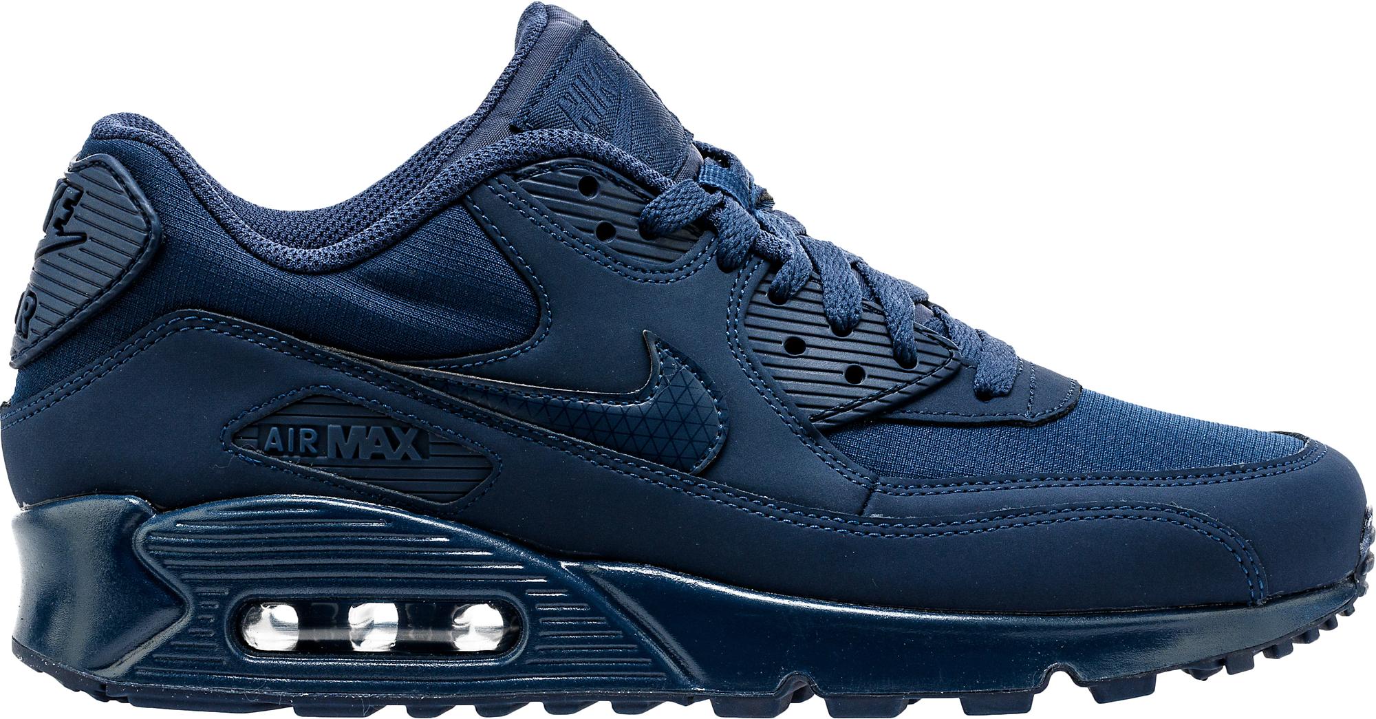 navy blue air max