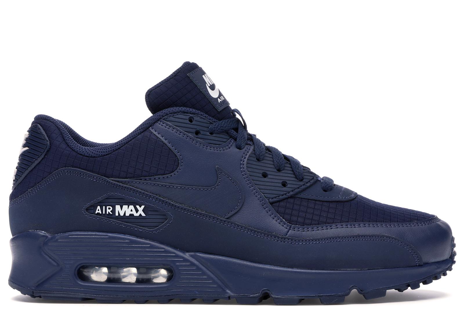 air max 90 blu elettrico