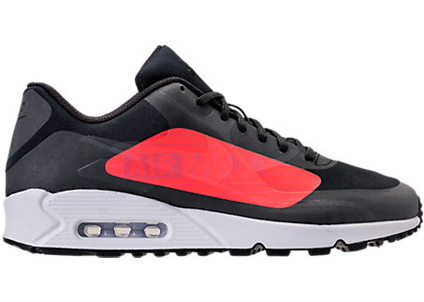 Sell. or Ask. Size  10.5. View All Bids. Air Max 90 NS Big Logo Black  Crimson f951f1aae