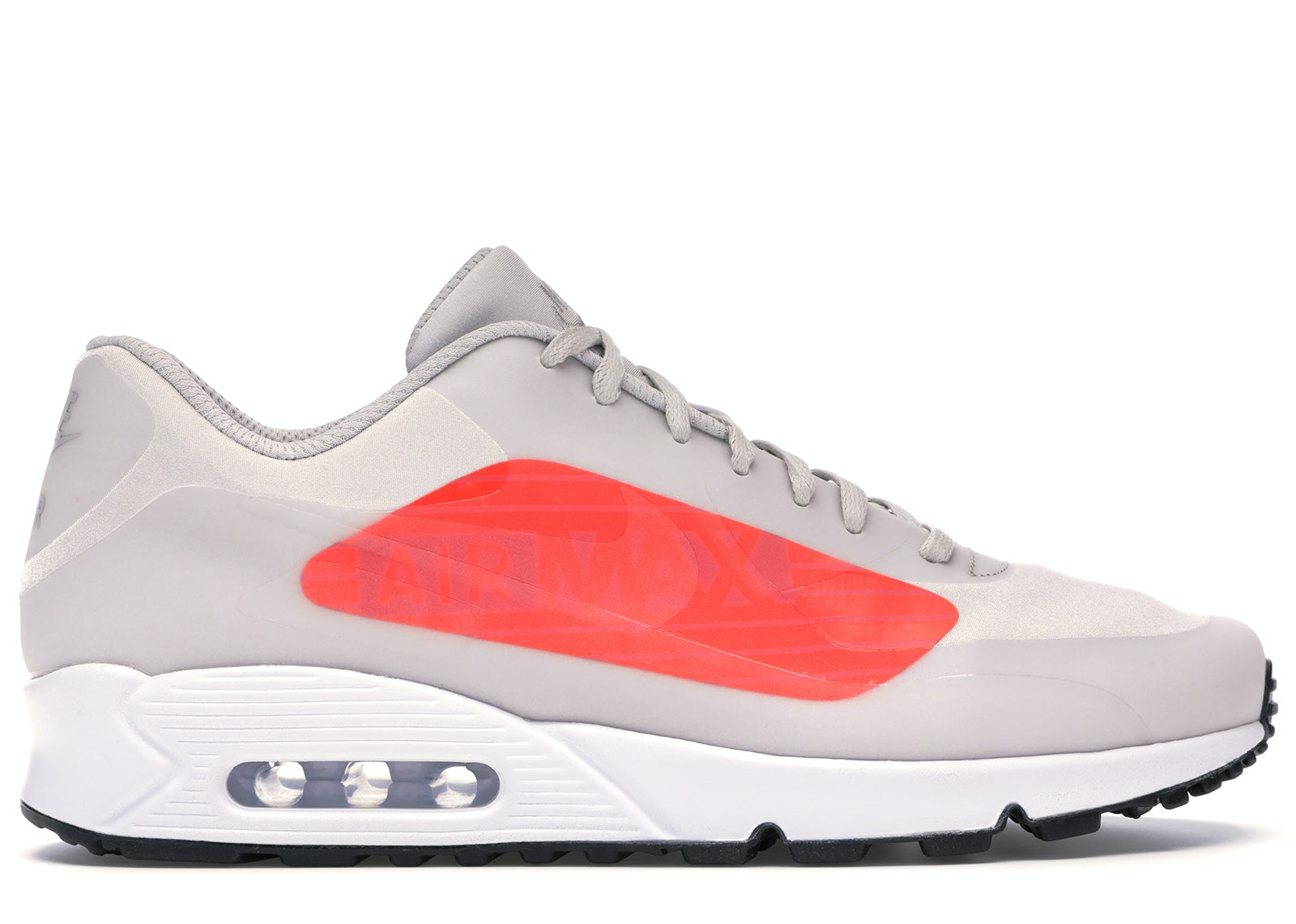 Air Max 90 NS Big Logo Crimson