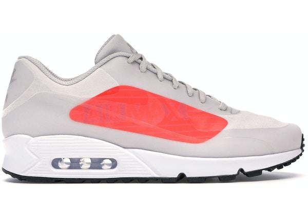 size 40 7b0c2 aabf5 Air Max 90 NS Big Logo Crimson