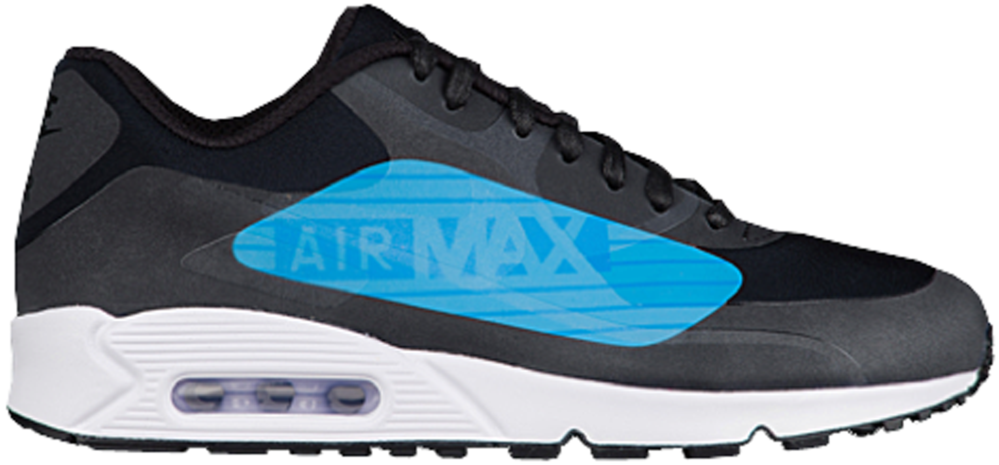 Air Max 90 NS Big Logo Laser Blue