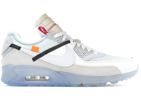release date: 6165d 7f6f9 Air Max 90 OFF-WHITE - AA7293-100