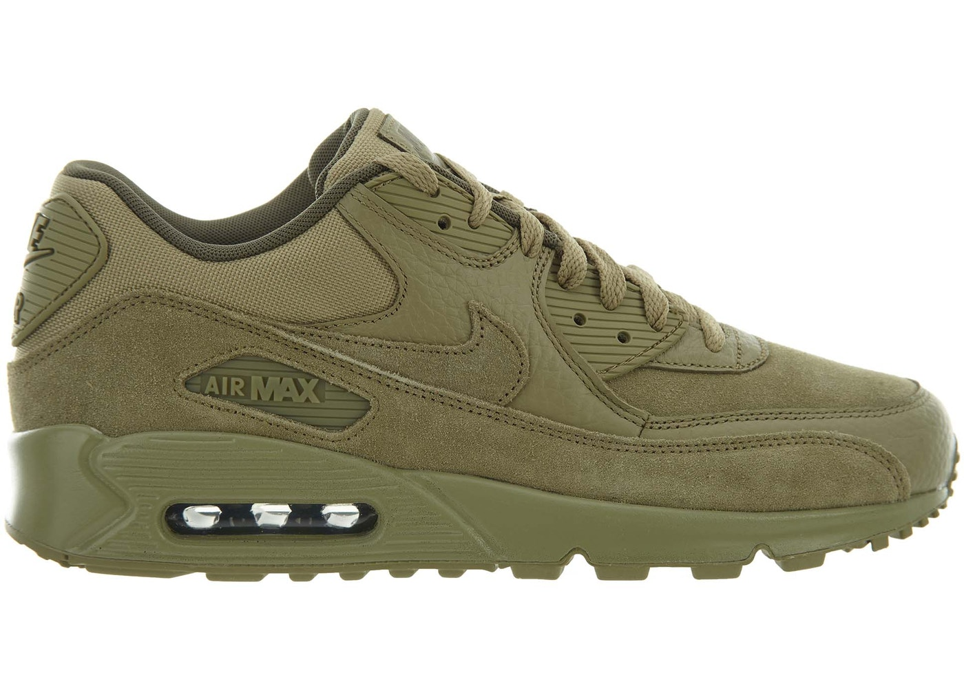 80824743fc1 Sell. or Ask. Size  11. View All Bids. Air Max 90 Premium Neutral Olive ...